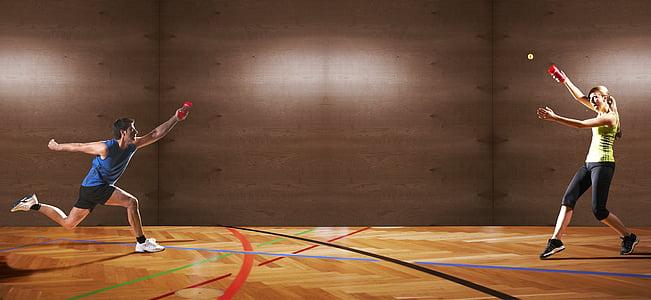 thể thao, người đàn ông, người phụ nữ, trận đấu, Funsport, đội thể thao, speedello