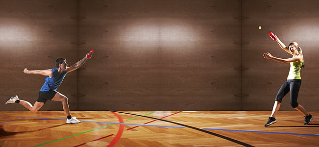 esport, home, dona, dol, Funsport, esport d'equip, speedello