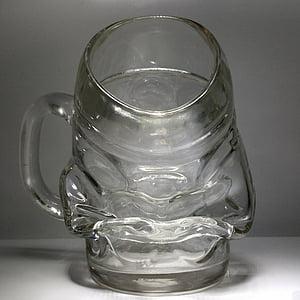 Mok, bier, glazen mok, biertuin, Bierpul, dorst, drankje