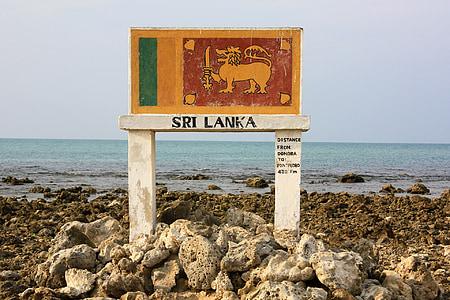 Srí lanka, značka Land, Ázijské, krajiny, cestovný ruch, Cestovanie, miesto určenia