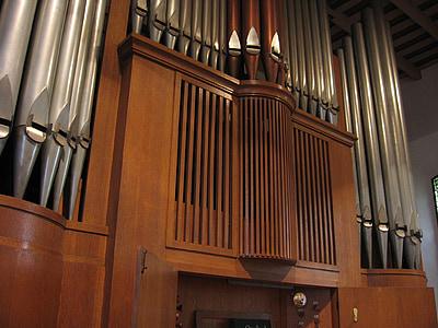 bažnyčia, organų, organų švilpukas, Bažnyčios vargonai, priemonė, bažnytinės muzikos