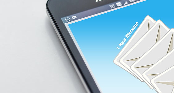 email, message, envelope, information, mobile phone, smartphone, phone