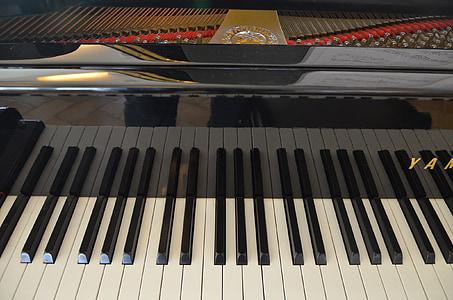 keys, piano, keyboard, music, piano keyboard, piano keys