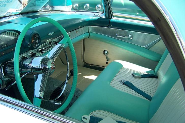 klasisks auto, automašīnas, Automātiska, klasika, klasika automašīnām, Transports, transportlīdzekļa