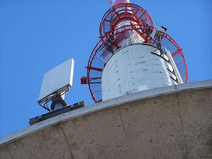umts 안테나, 모바일, 라디오 타워