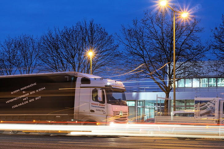 truck, transport, vehicle, vice, traffic, commercial vehicle, auto