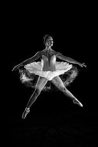 woman, dancing, ballet, dance, dancer, performance, ballet dancer