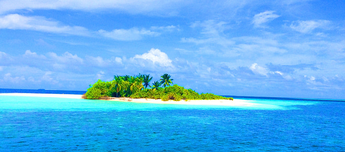 maldives, beach, island, holiday, holidays, south sea, loneliness