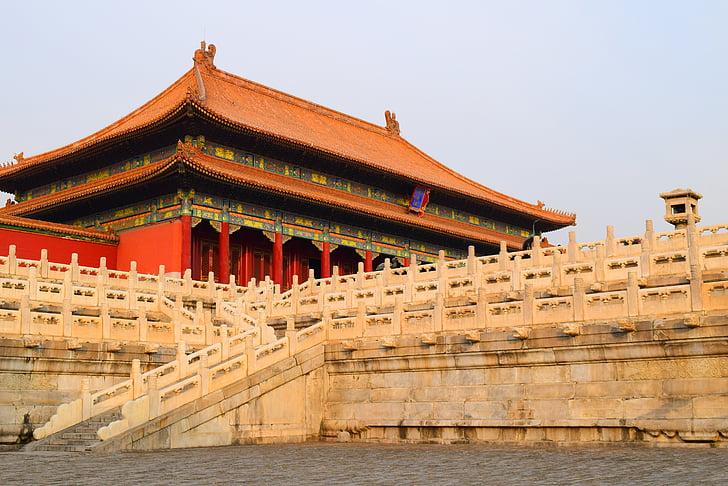 riikliku palace museum, Peking, Palace