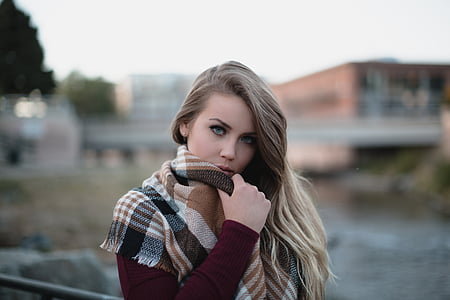 beautiful, cold, cute, fashion, female, girl, model