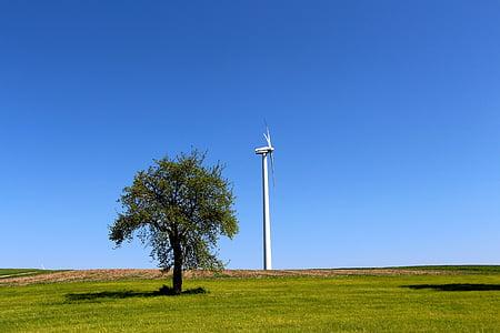 năng lượng gió, Chong chóng, windräder, năng lượng, Gió, môi trường, winkraft