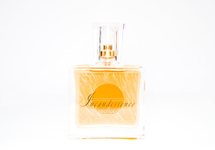 Parfüümid, Köln, naiste parfüümid, kosmeetika, pudel, klaas, incandessence