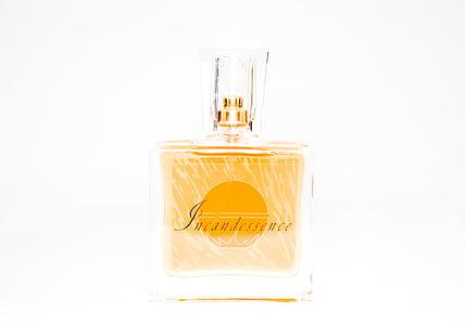 Perfum, Colònia, Perfum de dona, perfum dels homes, ampolla, vidre, incandessence