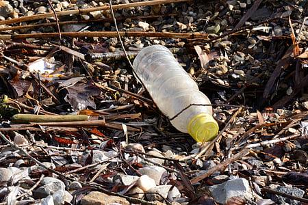 塑料瓶, 塑料, 回收, 垃圾, 环境保护, 瓶, 处置