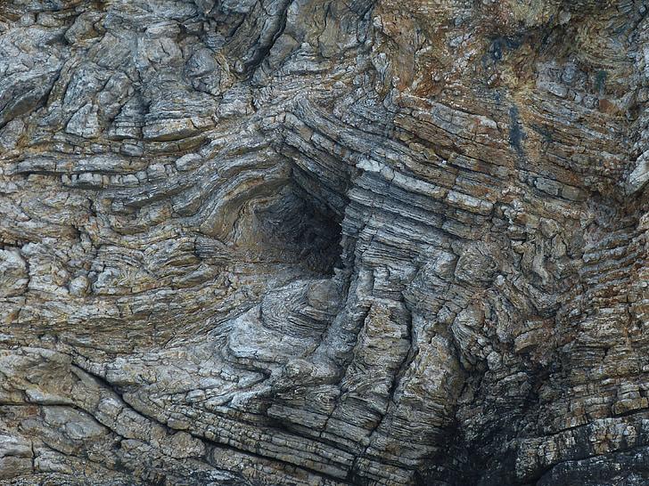 Bridlica, Rock, kameň, Príroda, Príroda, tvorby kameňov, vrstva