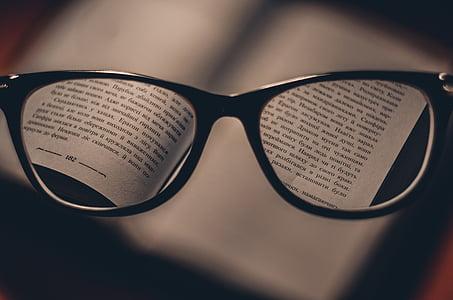 ulleres, ulleres de lectura, espectacles, ulleres, lectura, llegir, llibre
