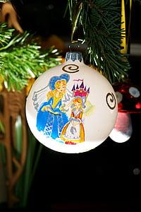 Crăciun, Ajunul Anului Nou, vacanta, Ornament, jucării de brad de Craciun, felicitare, carte postala