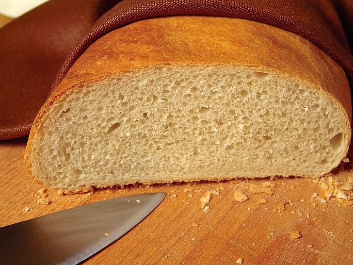 Küpseta, Pagari, küpsetamine, leib, Hommikusöök, Suurendus:, maitsev