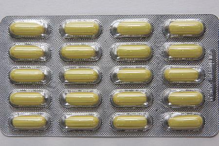 comprimits, píndoles, fons, estructura, Medicina, butllofa, blíster