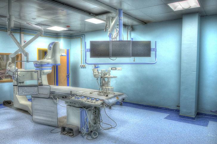 quiròfan, Hospital, examen, mèdica, salut, assistència sanitària, sala