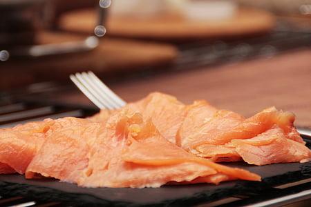 cá hồi, cá, nguyên liệu, ăn, thực phẩm, nấu ăn, ăn ngon