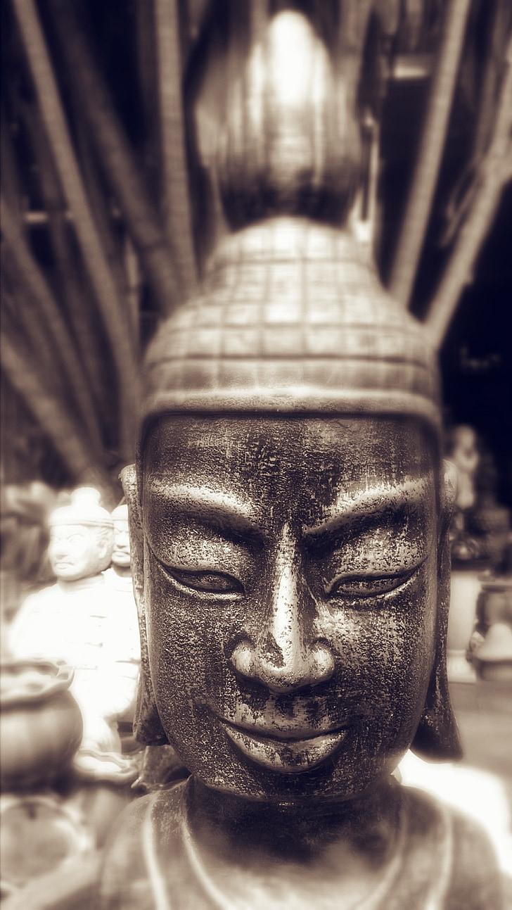 statue, vietnamese, culture, vietnam, asia, indochina, sculpture