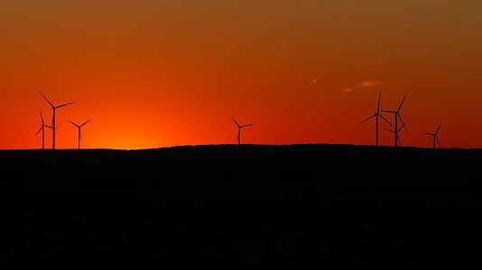 enerji üretimi, enerji üretimi, windräder, Rüzgar enerjisi, yenilenebilir enerji, enerji, Çevre teknolojileri
