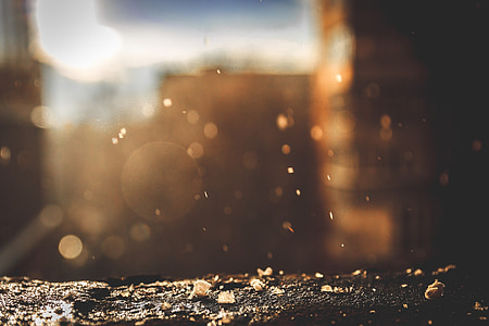 fons, Hotspot, els raigs del sol, macro, llum, imatge de fons