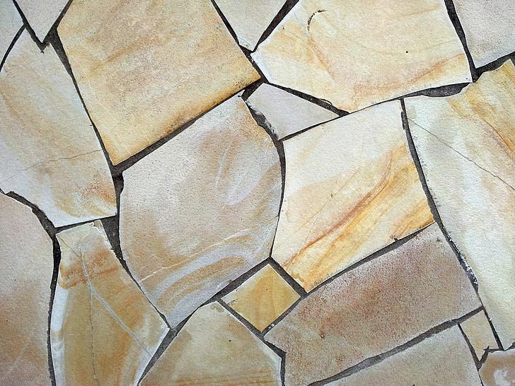 superficie di pietra di calce, Priorità bassa, struttura di pietra di marmo, parete, pietra, superficie, trama