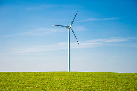 Molí de vent, turbina, renovables, recurs, energia alternativa, poder, vent