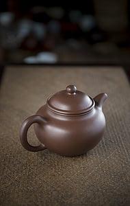 čaj, starinski, ljubičasta, čajnik, čaj - toplo piće, kultura