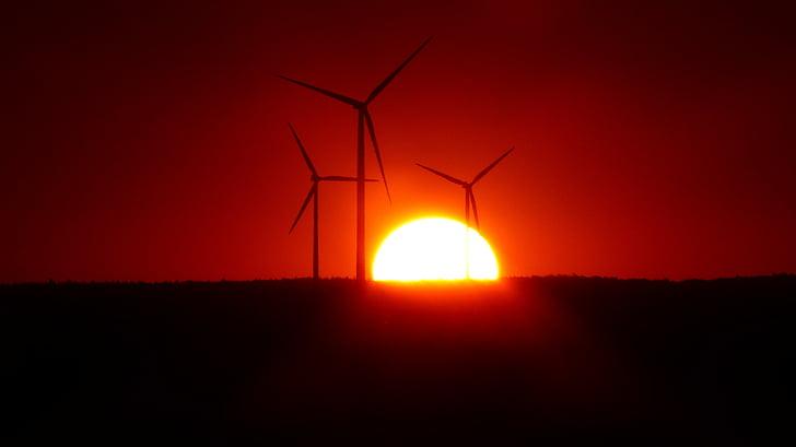 windräder, energies renovables, energia, Tecnologia Ambiental, actual, energia eòlica, Parc del vent