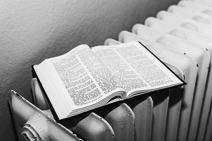 성경, 도 서, 거룩한, 기독교, 글꼴, 기독교, 하나님의 말씀