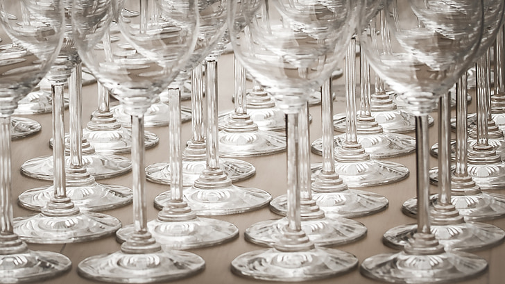 wineglasses, muster, Wineglass, jook, klaas, veini, kuju
