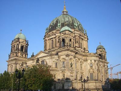Catedral de Berlín, Dom, edifici, Berlín, cúpula, capital, Històricament