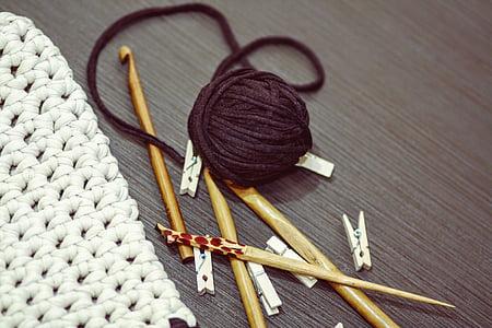 Iglica, Przędza, DIY, dziewiarskie, ręcznie wykonane, wątek, hobby