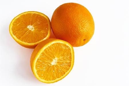 水果, 橘子, 橙色水果, 食品, 柑橘, 新鲜, 健康
