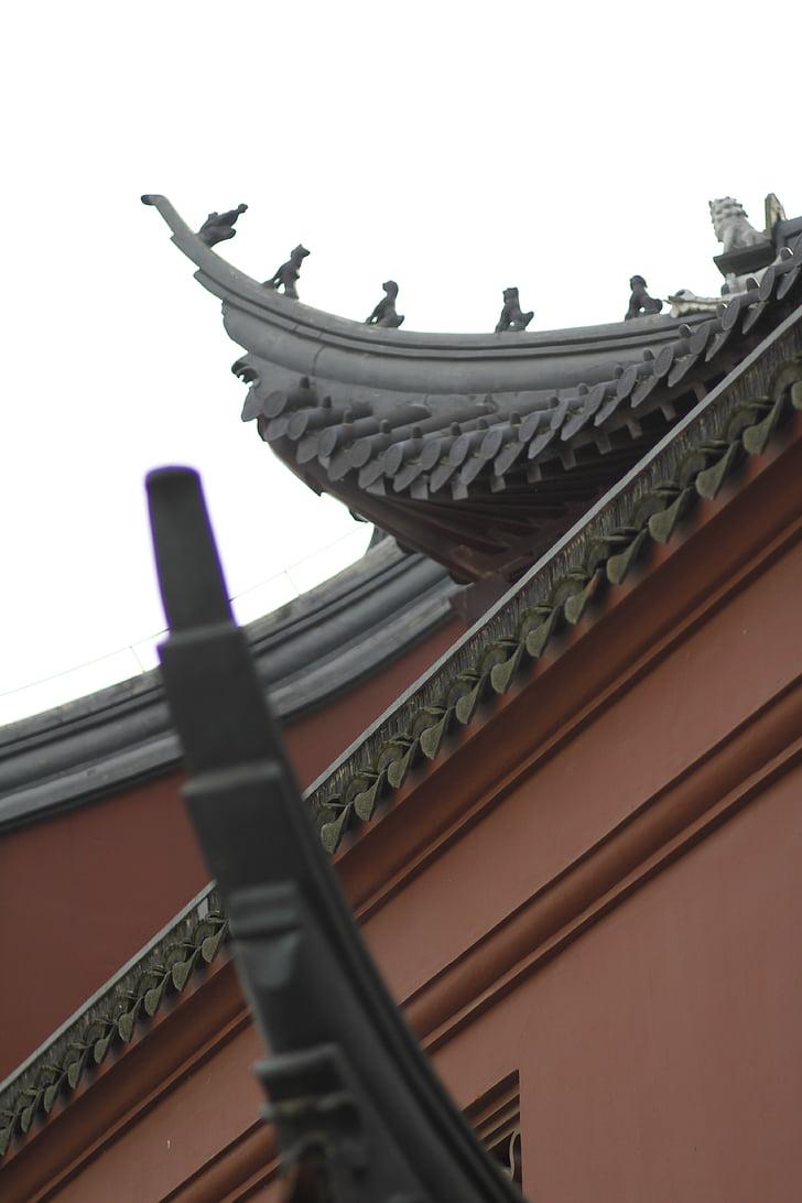 arhitektuuri, riikliku palace museum, Räästas