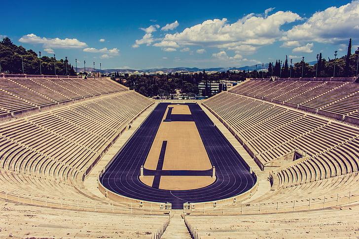 Grècia, Atenes, Estadi