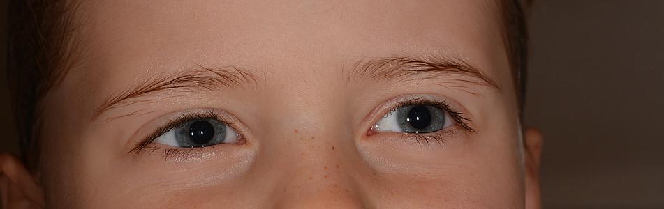 το παιδί, Κορίτσι, τα μάτια, πρόσωπο