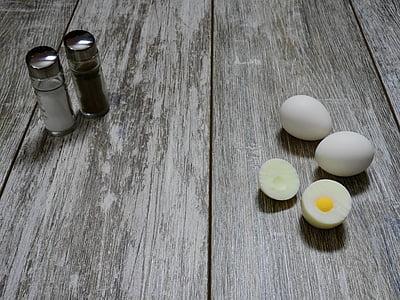 muna, süüa, toidu, süüa, Hommikusöök, maitsev, keedetud muna