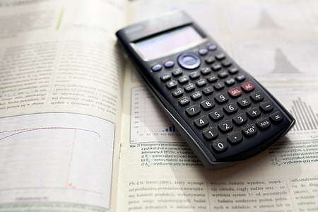 Kalkylatorn, matematik, matematik, Finance, beräkna, teknik, Office