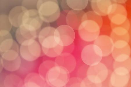 Bokeh, näön, valot, muoto, Ohje, tausta, näön valot