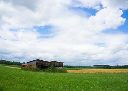 cảnh quan, bầu trời, đám mây, bầu trời xanh, đám mây hình thức