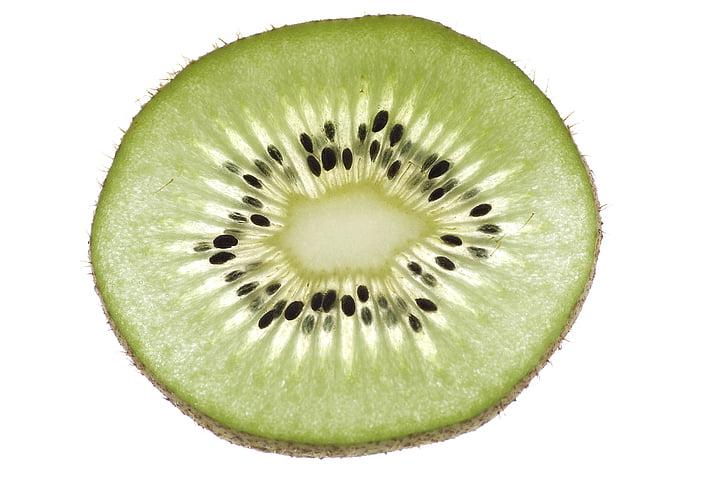 frugt, Kiwi, makro