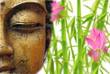 Buda, Zen, benestar, budisme, resta, meditació, meditar