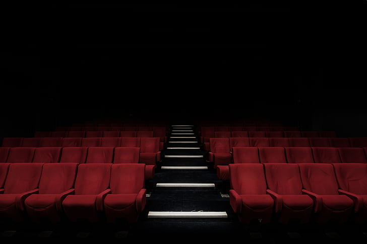 аудитория, Стадион, Скамейка, стулья, внутри, пассажирских мест, Театр