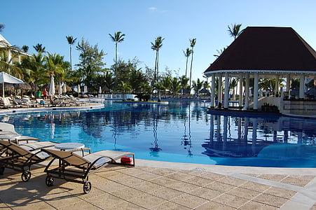 Dominikanska Republika, naselje, putovanja, tropska, odmor, godišnji odmor, more