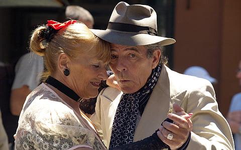 emotional, couple, tango, dance, argentina, buenos aires, human