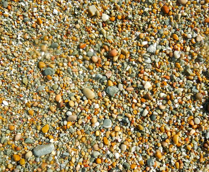 còdols, molts, pedres, natura, l'aire lliure, pedregós